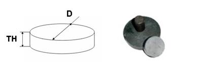 ferrite-diskt